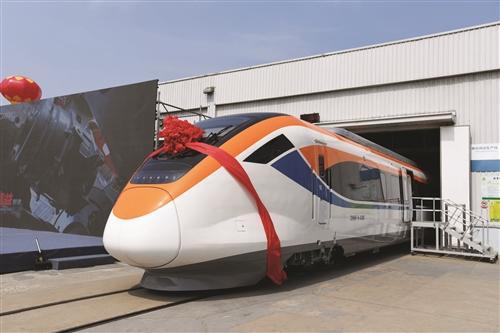 金台铁路市郊列车预计月底开通运营